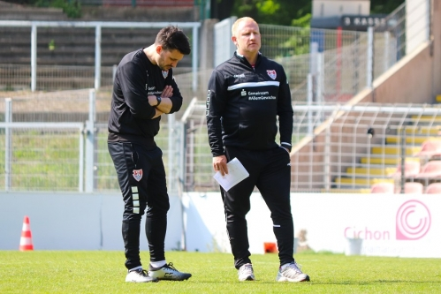 Training KFC Uerdingen 30.04.2019
